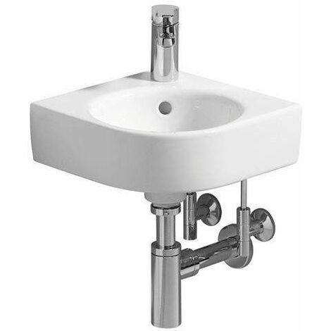 Lave-mains compact d'angle de 32, PRIMA STYLE