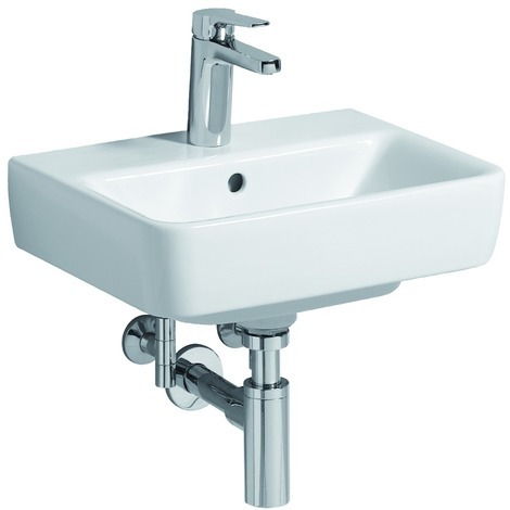 Lave-mains compact Prima Style Blanc 45cm