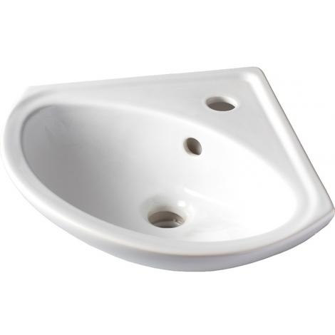 """main image of """"Lave mains d 'angle à suspendre"""""""
