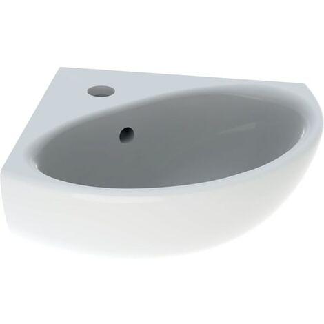 Lave-mains d'angle Allia Bastia Blanc 32x32
