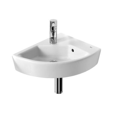 Lave-mains d'angle Hall 43x35x13cm