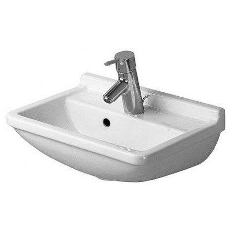 Lave-mains Duravit Starck 3 450 mm - Blanc