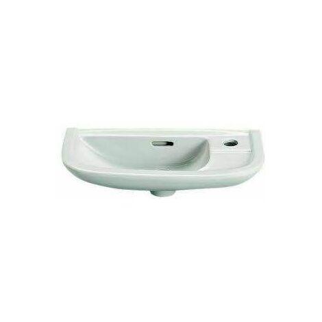 Lave-mains Linea compact 50 cm x 23 cm