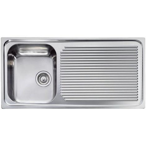 Lavello AURORA 101X50 1 vasca + gocciolatoio