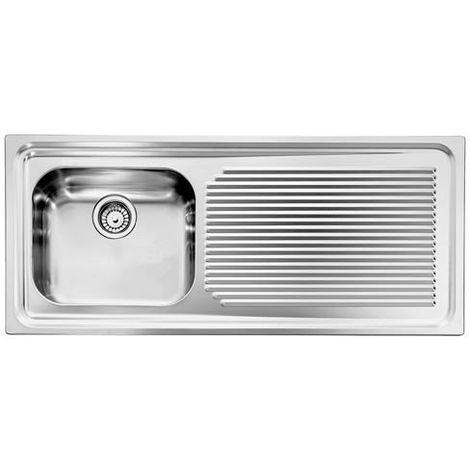 Lavello AURORA 116X50 1 vasca + gocciolatoio