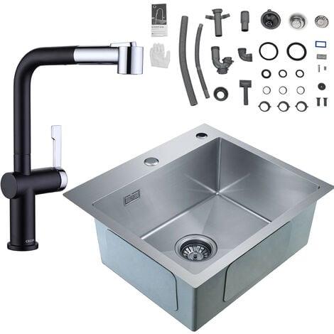 Lavandino cucina acciaio - Classifica & Recensioni ...