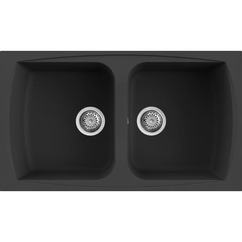 Elleci Lavello Incasso Easy 310 1 Vasca Con Gocciolatoio 78x50 Granitek 59 Antracite Attrezzature Per Cucine E Bagni Impianti Per La Cucina Houseofevents Pl