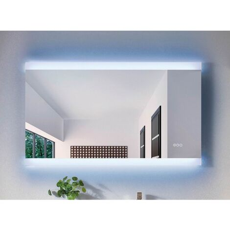 Laverna 1200mm x 700mm Rectangular LED Mirror
