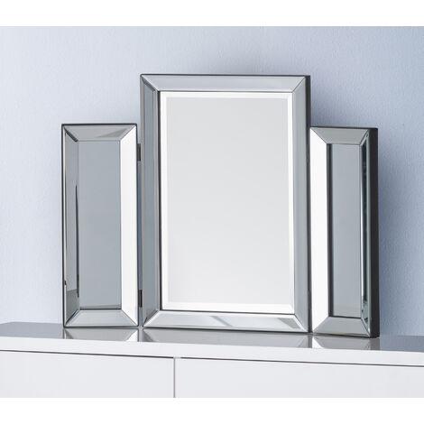 Lavinia Vanity Living 3 Panel Folding Dressing Table Mirror
