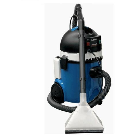 Lavor - Aspiradora de Inyector Extractor de Alfombras 1200W 20L 70L/s - GBP 20