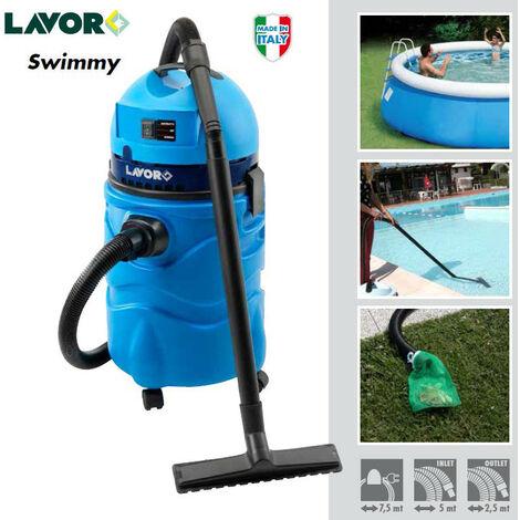 Lavor - Aspiradora para piscina 1400W 20L 70L/s - SWIMMY