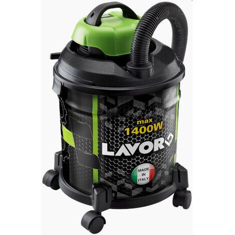 Lavor - Aspirateur eau et poussière 1400W 20L - JOKER 1400 S - TNT
