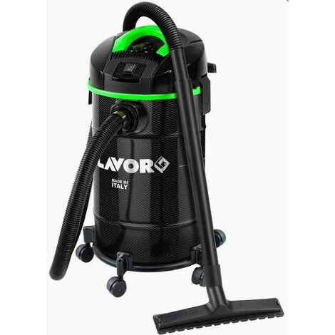 Lavor - Aspirateur eau et poussières 1400W 30L 35 l/s avec Prise OUTILS - CF 30 EM - TNT