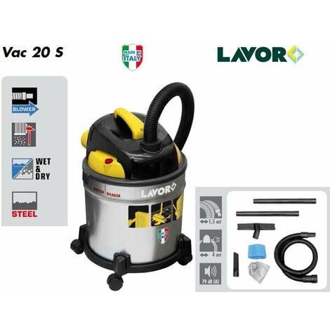 Lavor - Aspirateur eau et poussières (+ souffleur) 1000W 20L 30L/s 180 mbar - 18 kPa - VAC 20 S
