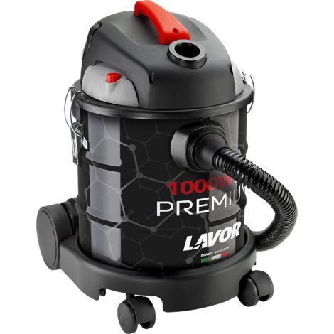 Lavor - Aspirateur vide cendre en acier 1000W 20L - Ashley 1000 Premium