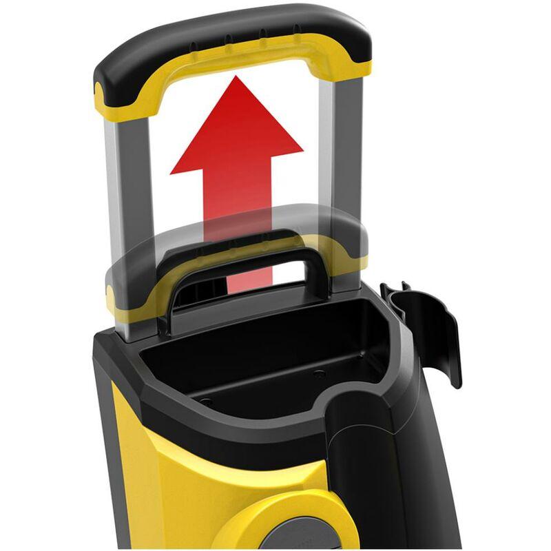 Idropulitrici - Idropulitrice Lavor LVR4 150 portatile ad acqua fredda 150bar con accessori