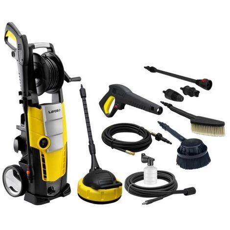 Lavor - Limpiador de alta presión 2500W 160 bar 510 L/h máx. con accesorios - Galaxy 160