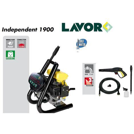 Lavor - Limpiador térmico de alta presión 130 Bars 520L/h - Independiente 1900