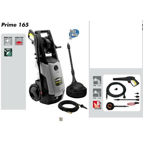 Lavor - Limpiadora de alta presión Pro 165 Bars 2500W 510L/h + Enrollador - PRIME 165
