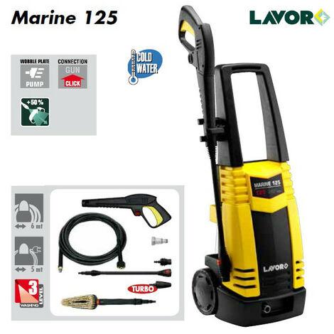 Lavor - Nettoyeur haute pression 125 Bars 1800W 400L/h - Marine 125 - TNT