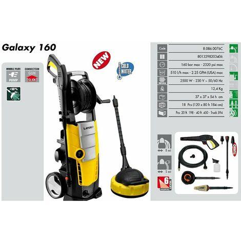 Lavor - Nettoyeur haute pression 160 Bars 2500W 510L/h avec multiples ACCESSOIRES - GALAXY