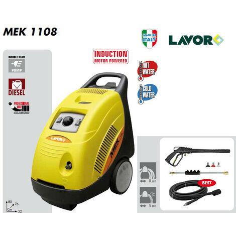 Lavor - Nettoyeur haute pression Eau chaude 145 Bars 450L/h - MEK 1108