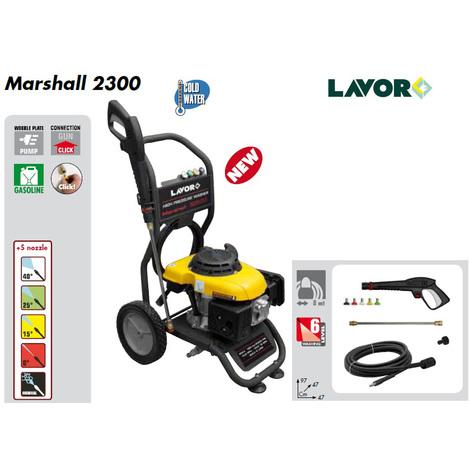 Lavor - Nettoyeur haute pression thermique 160 Bars 480L/h - Marshall 2300