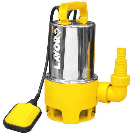 Pompe de relevage eaux usées Lavor EDS-PM 12500