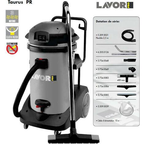 Lavor Pro - Aspirateur eau et poussières 3600W 78L 162l/s - TAURUS PR