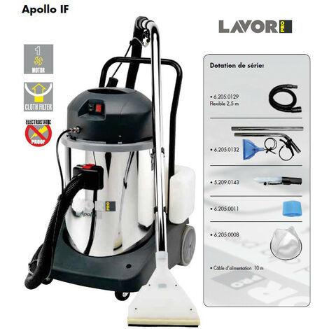Lavor Pro - Injecteur-extracteur 1400W max. 53l/s - APOLLO IF