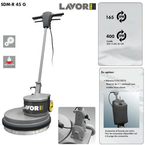 Lavor Pro - Monobrosse laveuse 430mm 1800W - SDM-R 45G 16-180