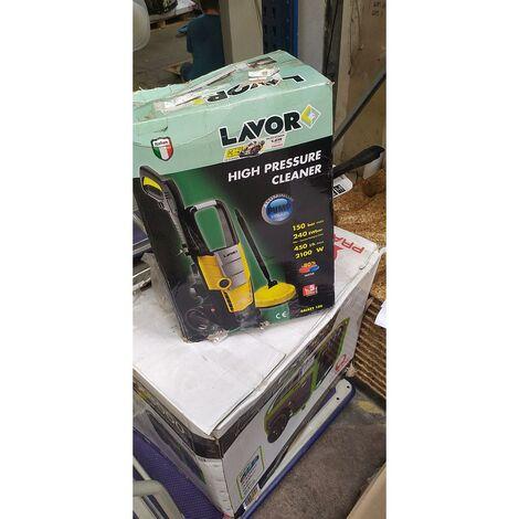 Lavor - Reacondicionado - ¡Limpiador de alta presión de 3 pistones! 150 Barras 2100W 450/h con limpiador de terraza + Accesorios - Galaxy 150