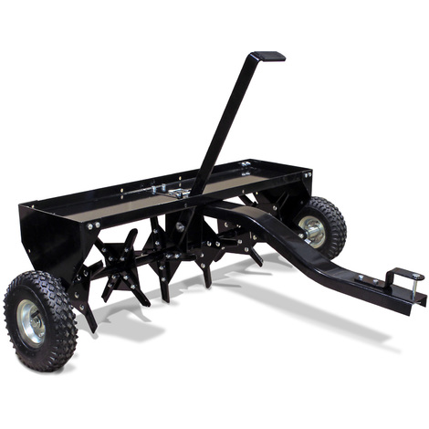 Lawn aerator with 102cm working width for Tractor ATV