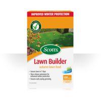 Lawn Food Feed Fertilizer Scotts Lawn Builder Autumn Lawn Food Carton