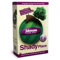 """Lawn Seed Feed Johnsons Lawn Seed Shady Place """"Patch-Pack"""" 250g Carton Fast Post"""