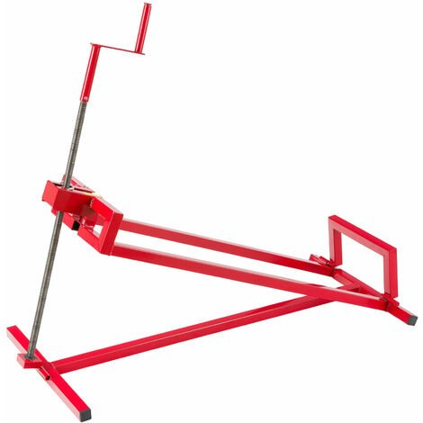 Lawn tractor jack Lawn tractor Lifting device Hoist Lift Cleaning assistance