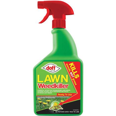 Lawn Weedkiller RTU 1 litre