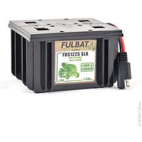 Lawnmower battery BS1225 / FBS1225 12V 2.5Ah - 0819-00240819002455-7520557520981