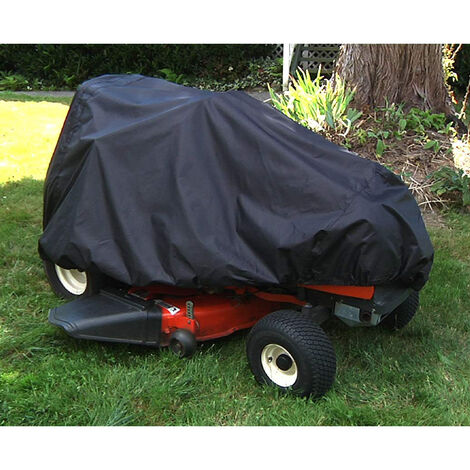 Lawnmower Tractor Cover For Rain Cover Outdoors Storage