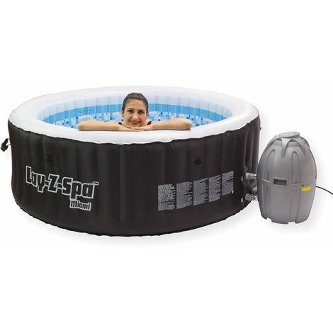 Whirlpool Spa 800 Miami Spa Pool Massage Swimmingpool aufblasbar