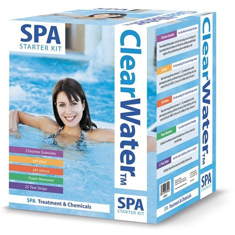Lay-Z-Spa - Clearwater Chemical Starter Kit