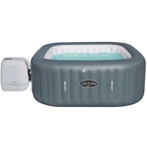 Lay-Z SPA Hawaii Hydrojet Pro 6 places Bestway 60031 Hydromassage gonflable 180x71cm