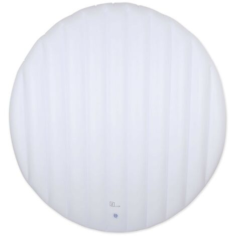 """main image of """"Lay-Z-Spa Miami / Cancun/ Havana Round Inflatable Insulation Lid"""""""