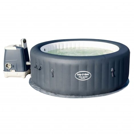 """Lay-Z-Spa Spa rond gonflable """"Palm Springs Hydrojet"""" 795 L"""