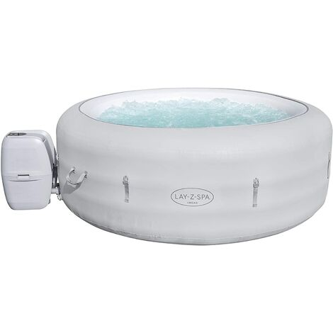 """main image of """"Lay-Z-Spa Vegas Hot Tub Inflatable Spa with Freeze Shield Technology"""""""
