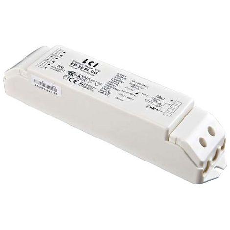 Lci 1211030 - electronic ballast EB 35 SL CG - lamp HID 35W 220-240V