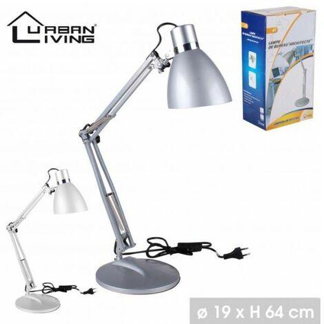 Le bureau - lampe d'architecte 2 couleurs