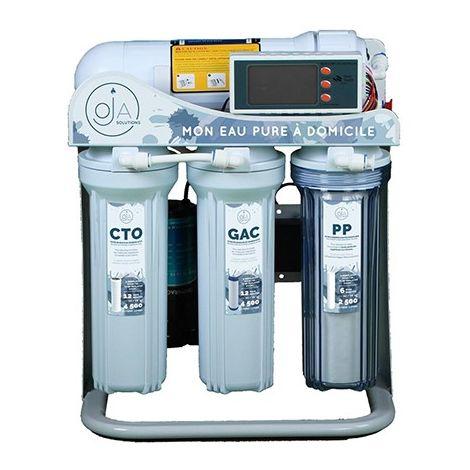 Le Directos : L'osmoseur à flux direct économique