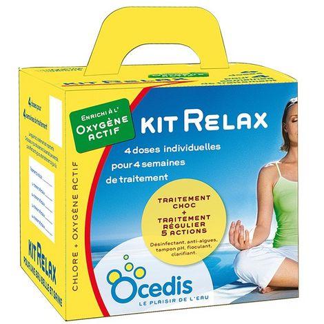 Le KIT RELAX - Ocedis - Plusieurs modèles disponibles
