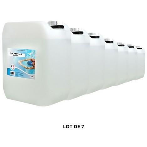 Le PH MINUS LIQUIDE - 10L - Swimmer - Plusieurs modèles disponibles